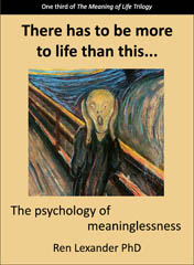 Psychology of meaninglessness